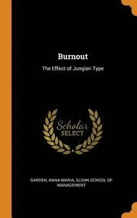 bokomslag Burnout