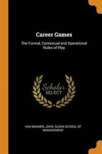 bokomslag Career Games