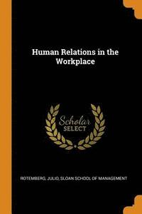 bokomslag Human Relations in the Workplace