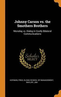 bokomslag Johnny Carson vs. the Smothers Brothers
