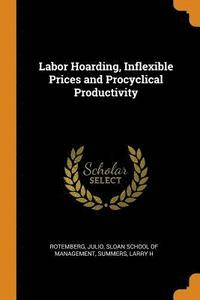 bokomslag Labor Hoarding, Inflexible Prices and Procyclical Productivity