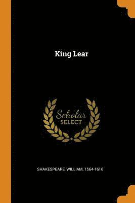 bokomslag King Lear
