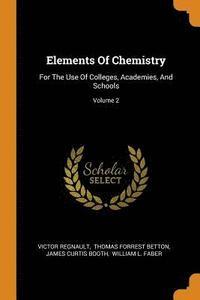 bokomslag Elements of Chemistry