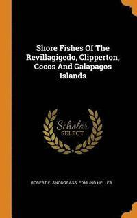 bokomslag Shore Fishes of the Revillagigedo, Clipperton, Cocos and Galapagos Islands