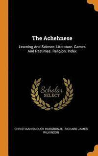 bokomslag The Achehnese