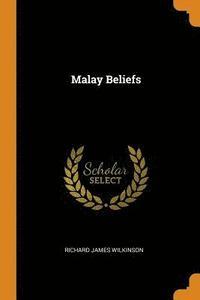 bokomslag Malay Beliefs