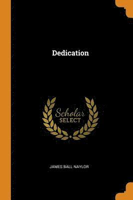Dedication 1