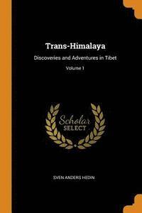 bokomslag Trans-Himalaya