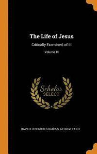 bokomslag The Life of Jesus