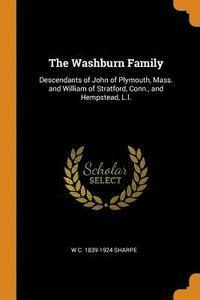 bokomslag The Washburn Family