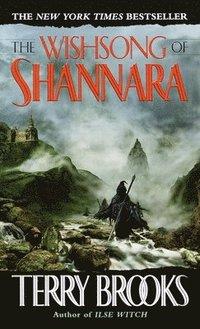 bokomslag Wishsong Of Shannara (The Shannara Chronicles)