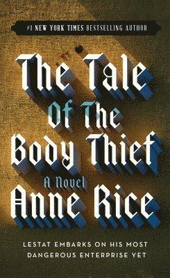 bokomslag The Tale of the Body Thief