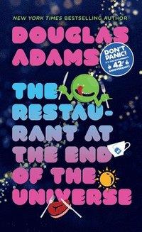 bokomslag Restaurant At The End Of The Universe