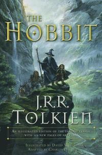 bokomslag Hobbit (Graphic Novel)
