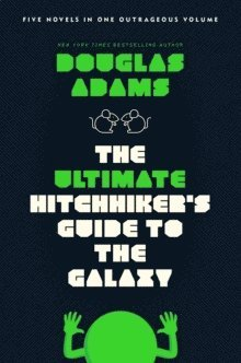 bokomslag The ultimate hitchhiker's guide to the galaxy