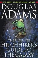 The ultimate hitchhiker's guide to the galaxy 1