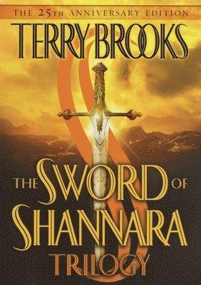 bokomslag The Sword of Shannara Trilogy