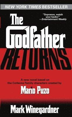 bokomslag The Godfather returns