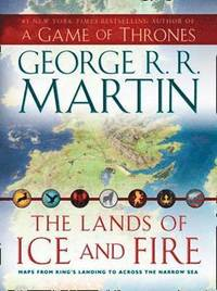 bokomslag Lands Of Ice And Fire (A Game Of Thrones)