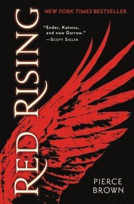 bokomslag Red Rising