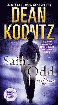 bokomslag Saint Odd: An Odd Thomas Novel