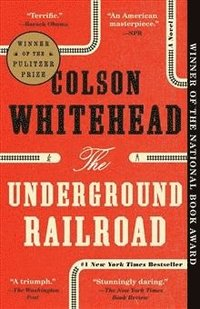 bokomslag Underground Railroad