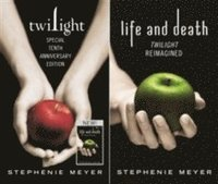 bokomslag Twilight 10th Anniversary/Life and Death Dual Edition