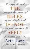 bokomslag Rules Do Not Apply