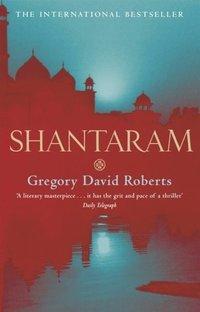 bokomslag Shantaram (ENG)