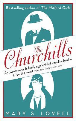 bokomslag Churchills - a family at the heart of history - from the duke of marlboroug