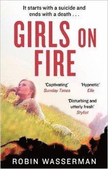 bokomslag Girls on Fire