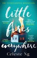bokomslag Little Fires Everywhere: The New York Times Top Ten Bestseller