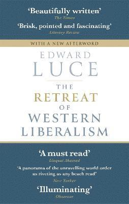 bokomslag The Retreat of Western Liberalism