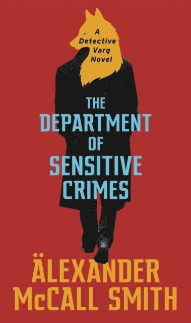 bokomslag The Department of Sensitive Crimes