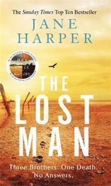 bokomslag The Lost Man