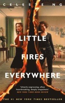 bokomslag Little Fires Everywhere MTI