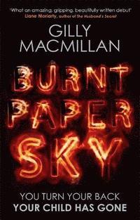 bokomslag Burnt paper sky