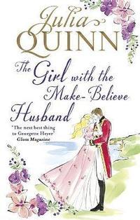 bokomslag The Girl with the Make-Believe Husband