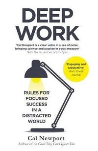 bokomslag Deep work - rules for focused success in a distracted world