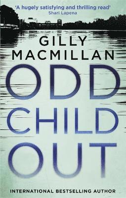 bokomslag Odd Child Out: The most heart-stopping crime thriller you'll read this year
