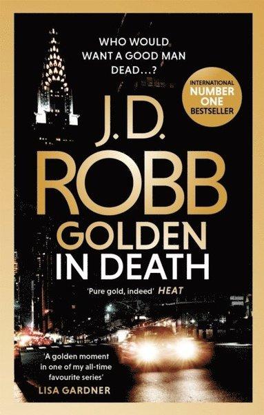 bokomslag Golden In Death