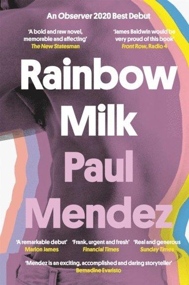 bokomslag Rainbow Milk