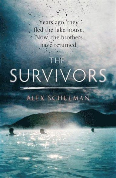 bokomslag Survivors