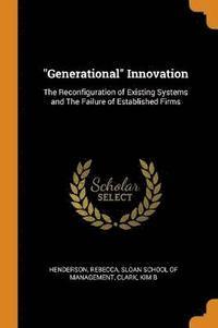 bokomslag Generational Innovation