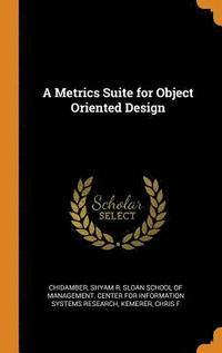 bokomslag A Metrics Suite for Object Oriented Design