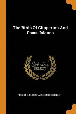 The Birds of Clipperton and Cocos Islands 1