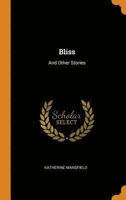 bokomslag Bliss