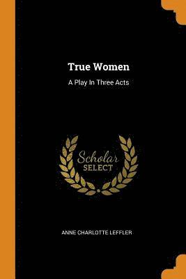 bokomslag True Women