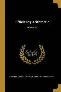 bokomslag Efficiency Arithmetic