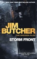 bokomslag Storm Front: The Dresden Files, Book One